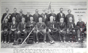 Civil War Veterans Post 137